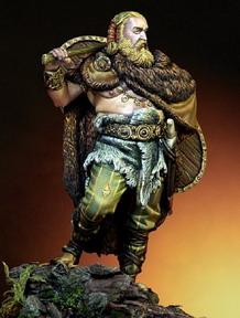 Germanic Warrior GERMANIC WARRIOR  SUEBIAN